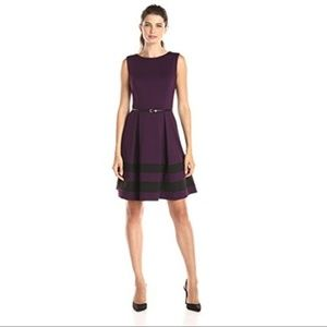Calvin Klein Fit n Flare Dress